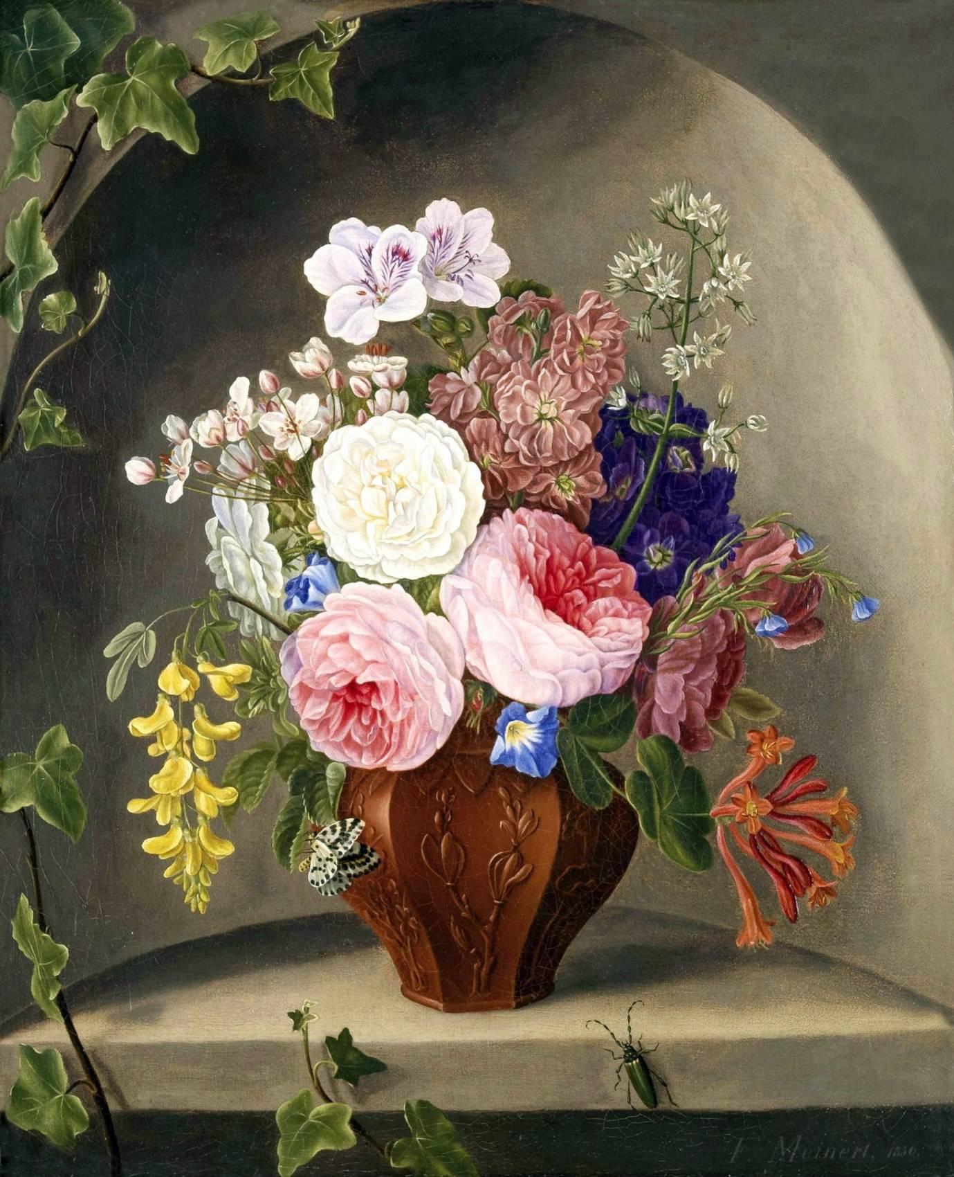 Фото картины и натюрморты цветы
