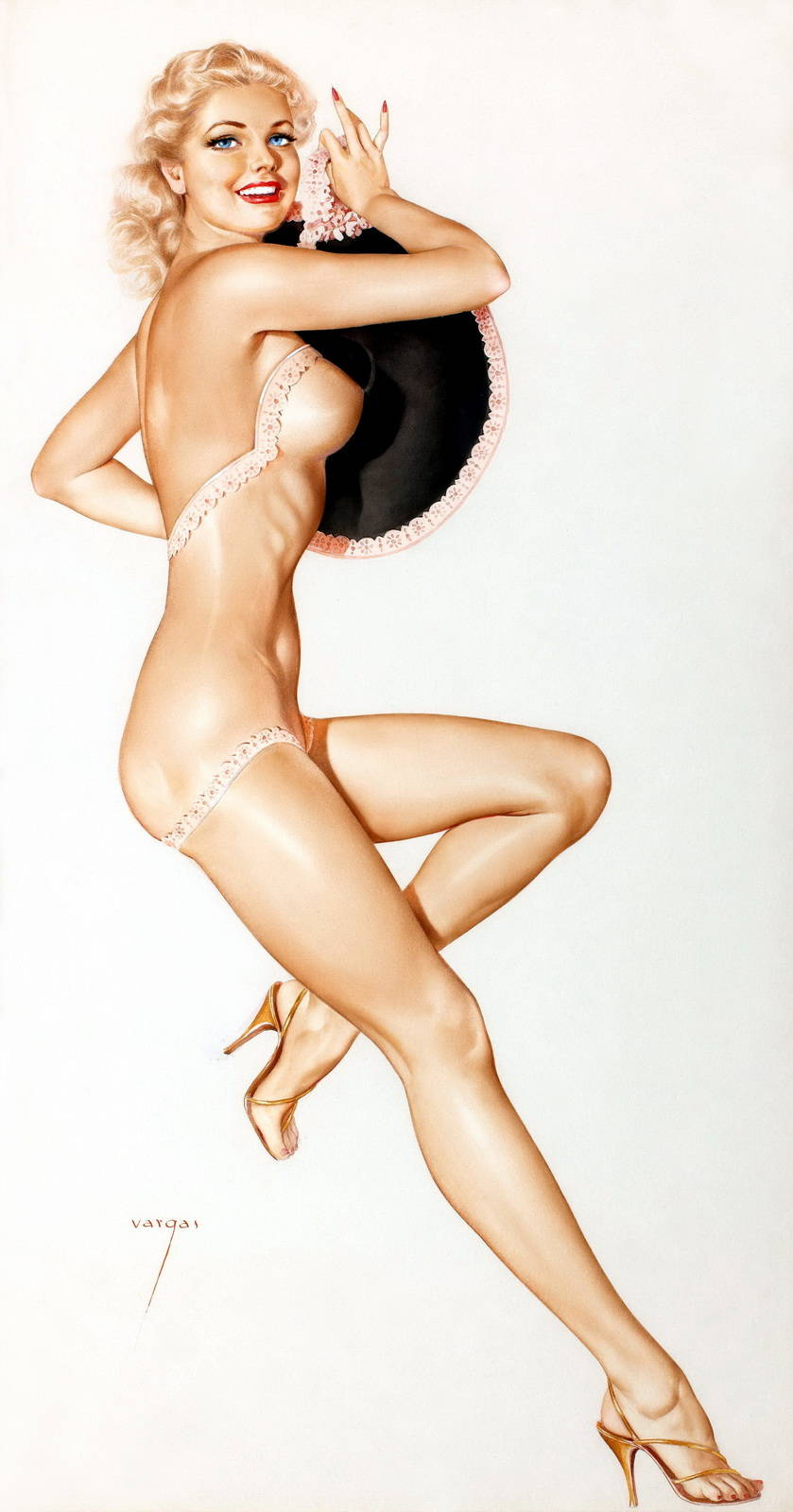 Pin-up zombie nudes hentia pic