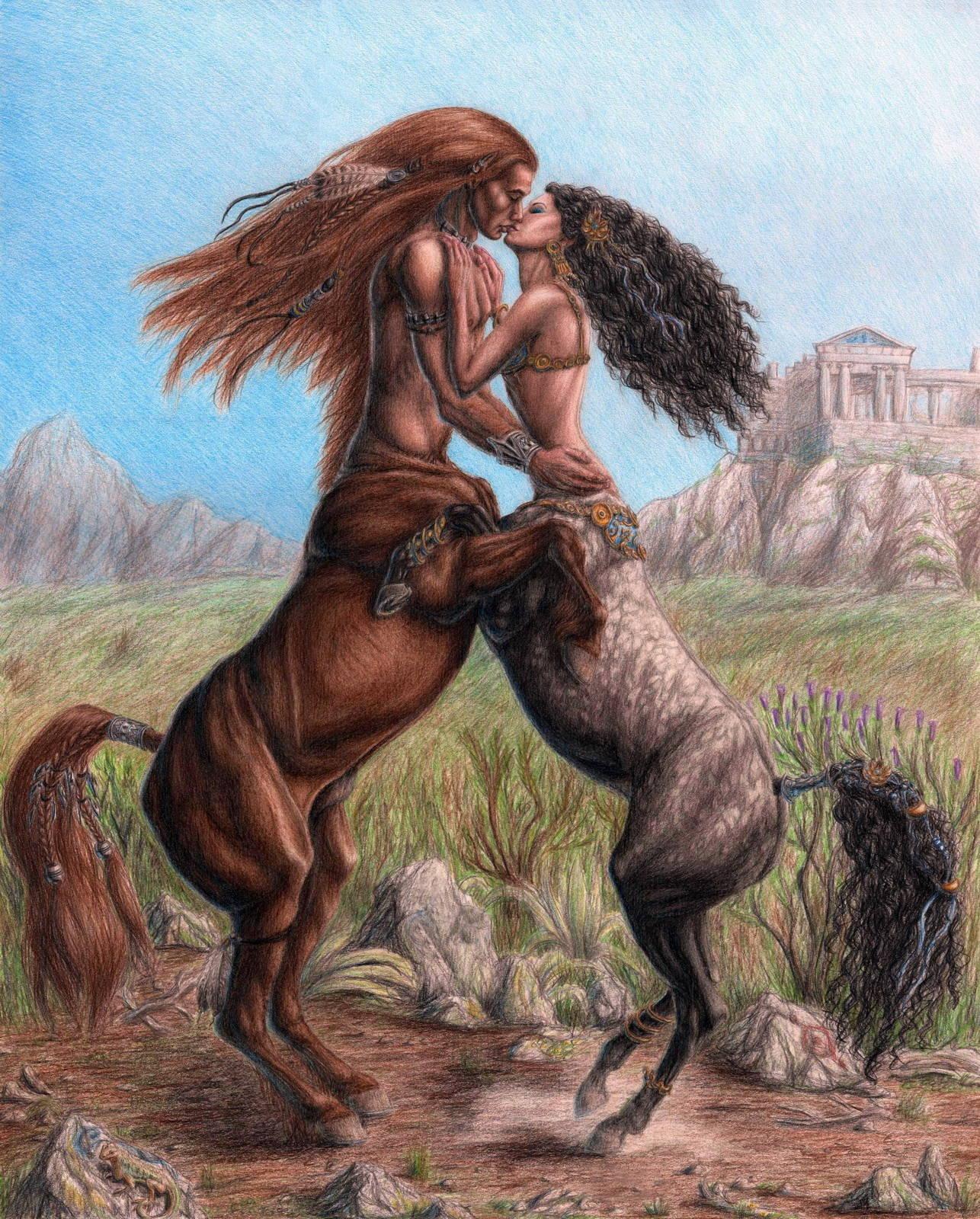 Gay centaur hardcore scenes