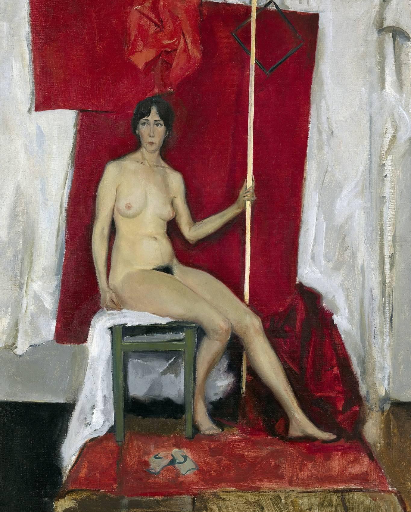 Эротика в советском искусстве 27 фотография