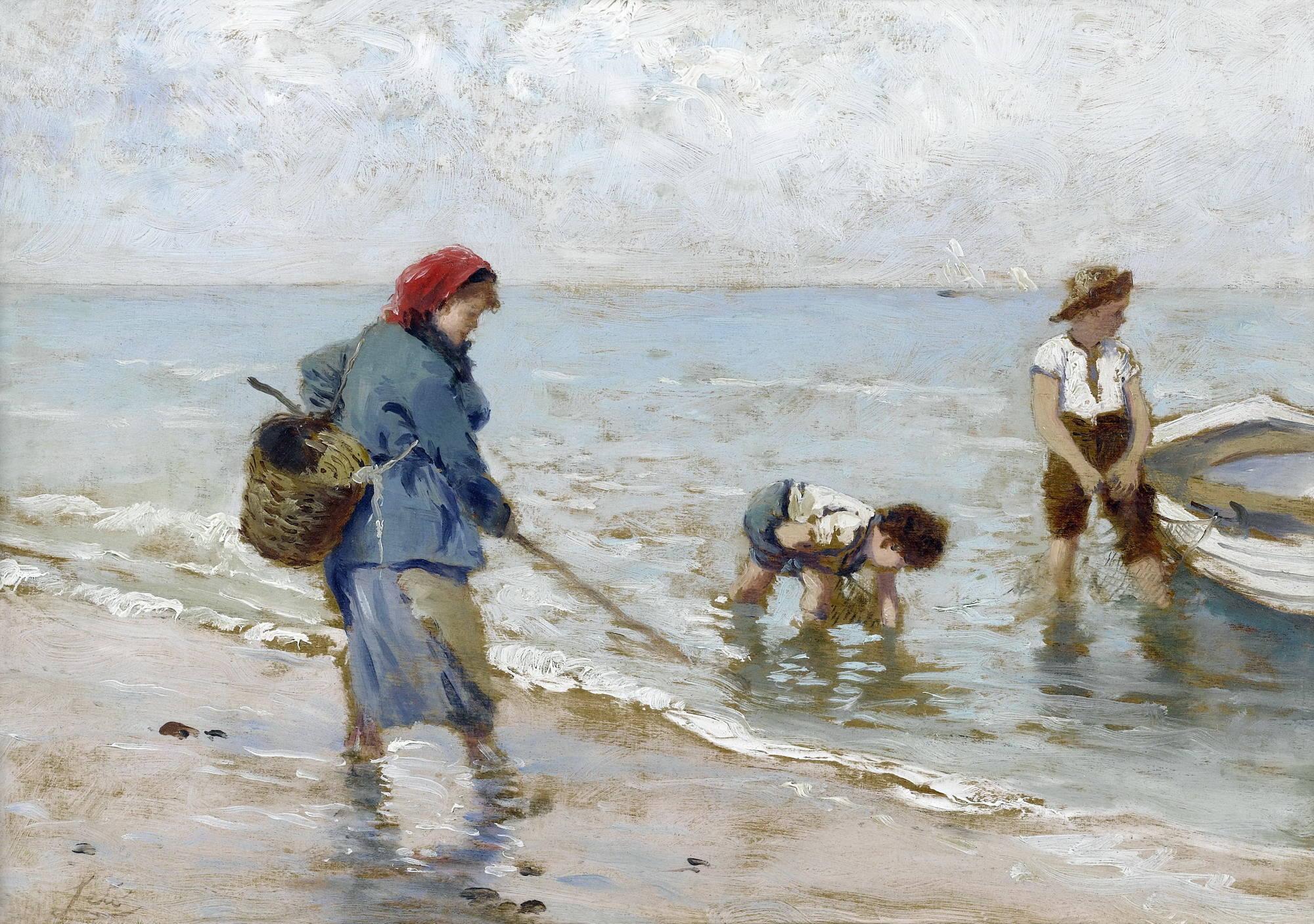 описание о в попович не взяли на рыбалку