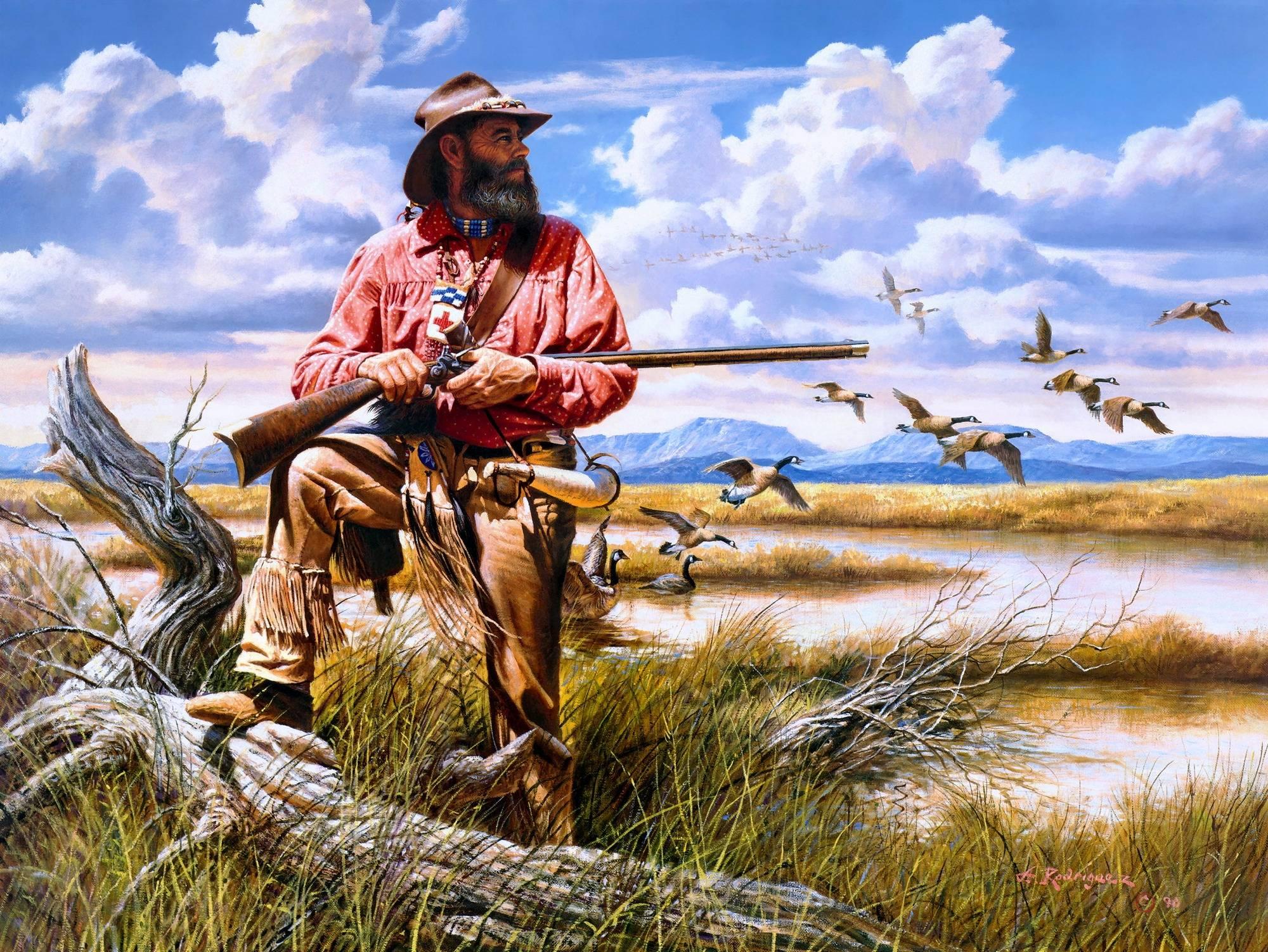 племя охотников и рыболовов