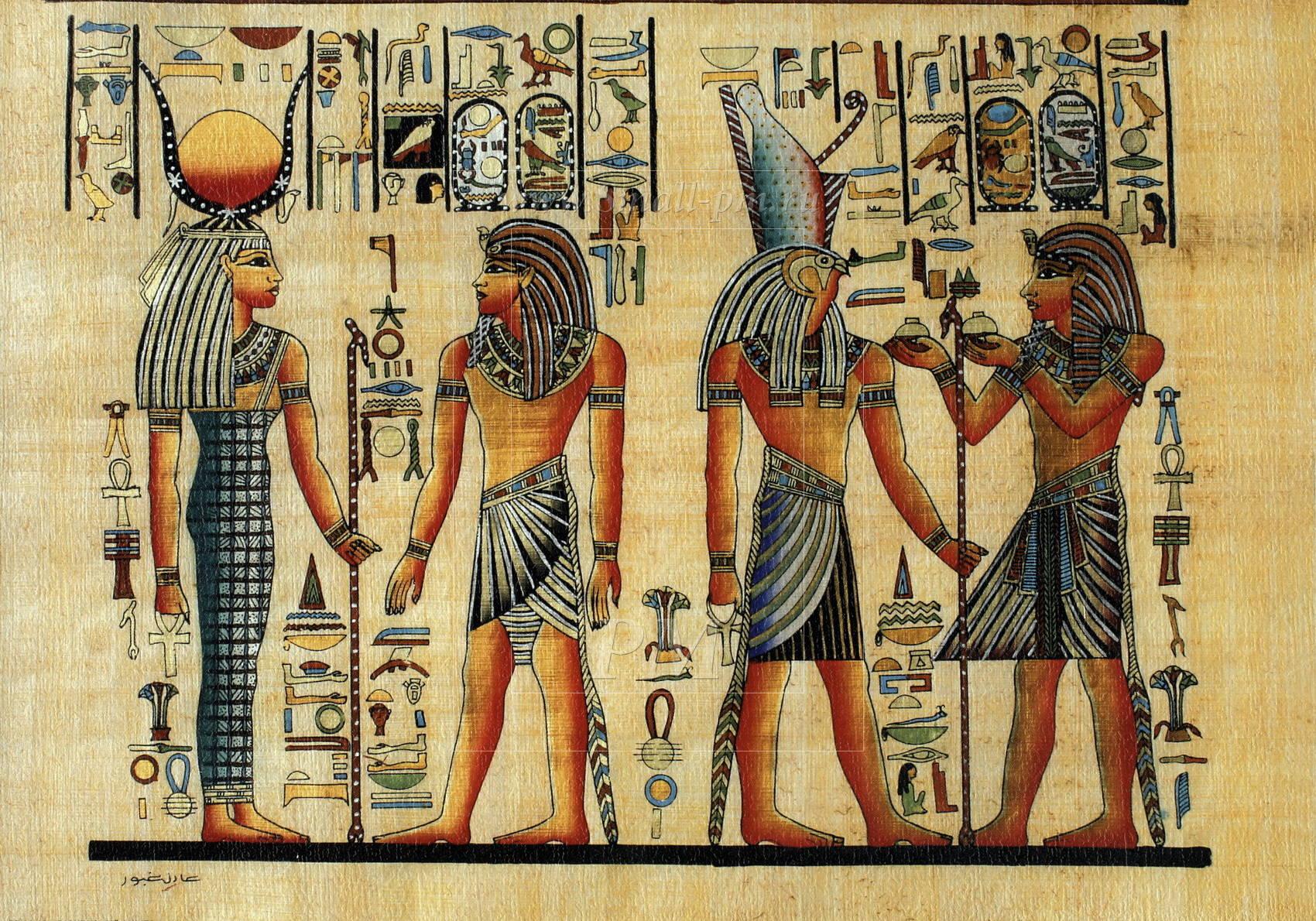 Папирусы в рисунки и картинки