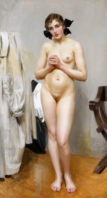 современные фото голых дам