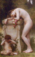 Боль Дамур / Адольф Вильям Бугеро - Adolphe William Bouguereau
